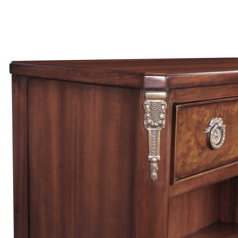 12177 - Bookcase, 18A EM2