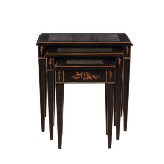 34291-Nesting-Table-Chinoiserie-Arthur-CHINOISERIE-BLACK-New2016-1