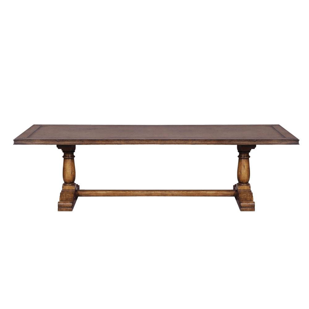 34435Oak---French-Dining-Table-Oak,-OAK-MEDIUM-DISTRESS,-163119-BV,-New2016---1