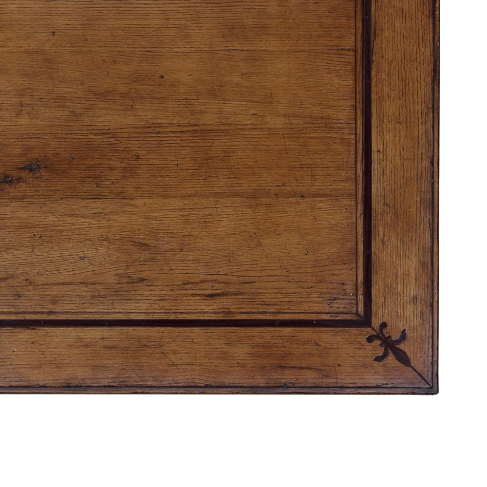 34435Oak---French-Dining-Table-Oak,-OAK-MEDIUM-DISTRESS,-163119-BV,-New2016---5