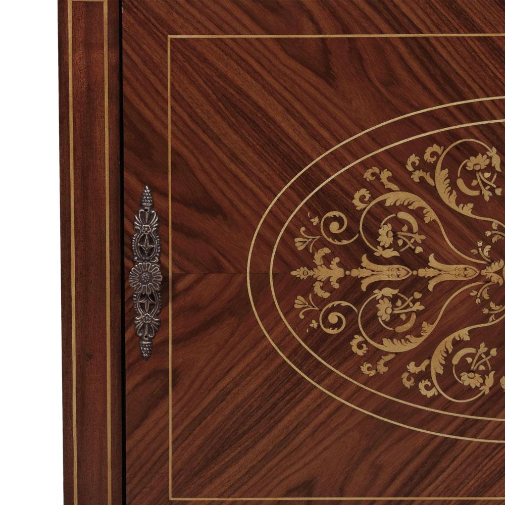 34193LED---Display-Cabinet-Parma-Lighting,-EM-Rosewood--6