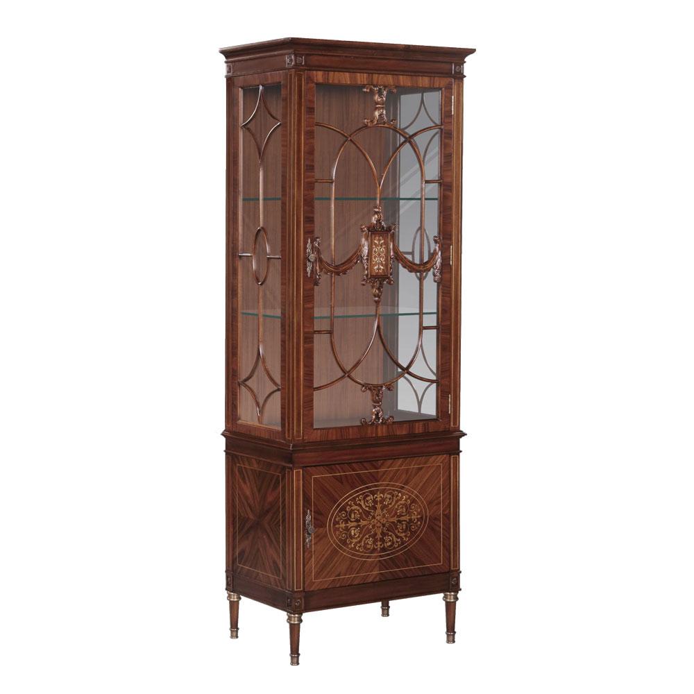 34193LED---Display-Cabinet-Parma-Lighting,-EM-Rosewood-8