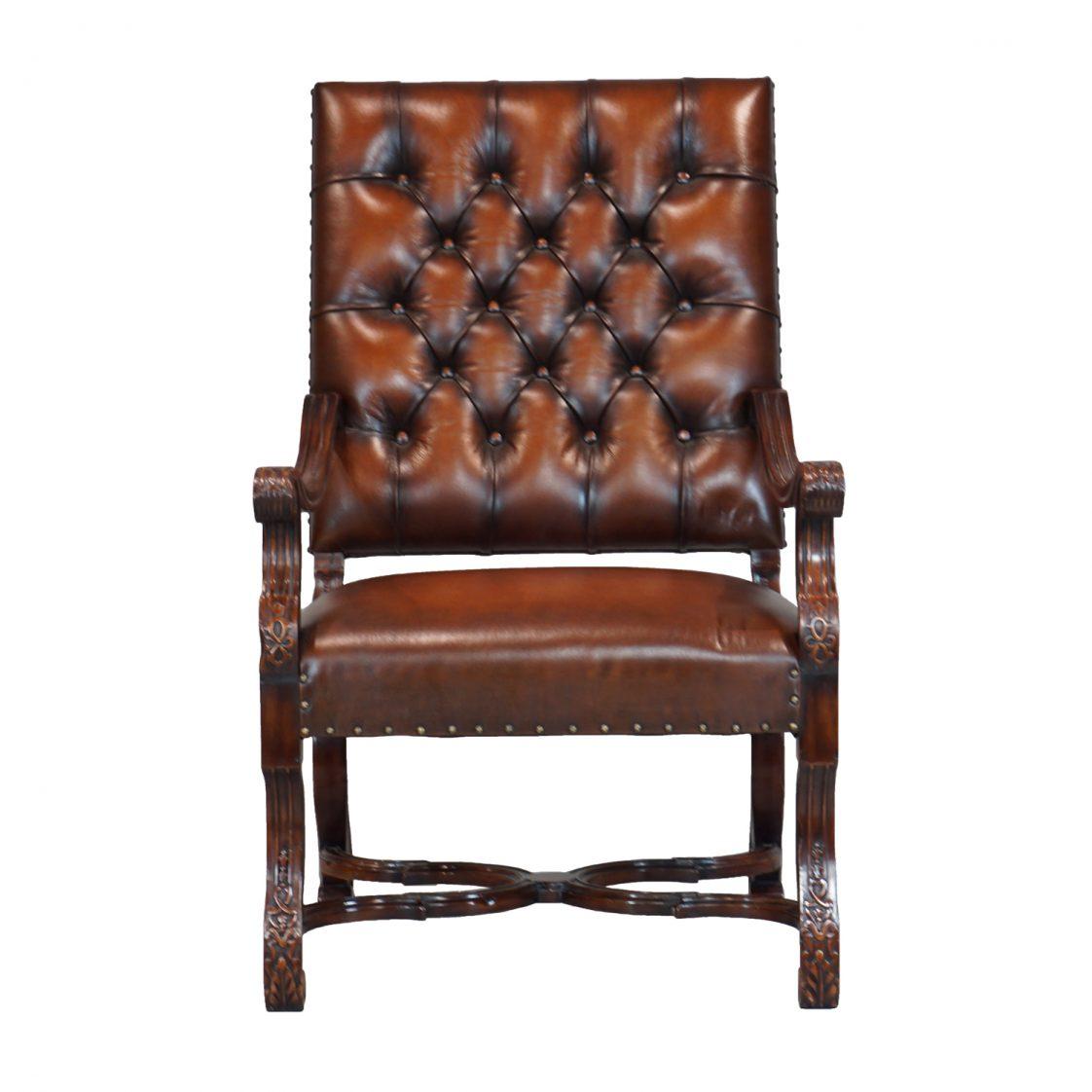Chair Carver Louis Xviii Jansen Furniture