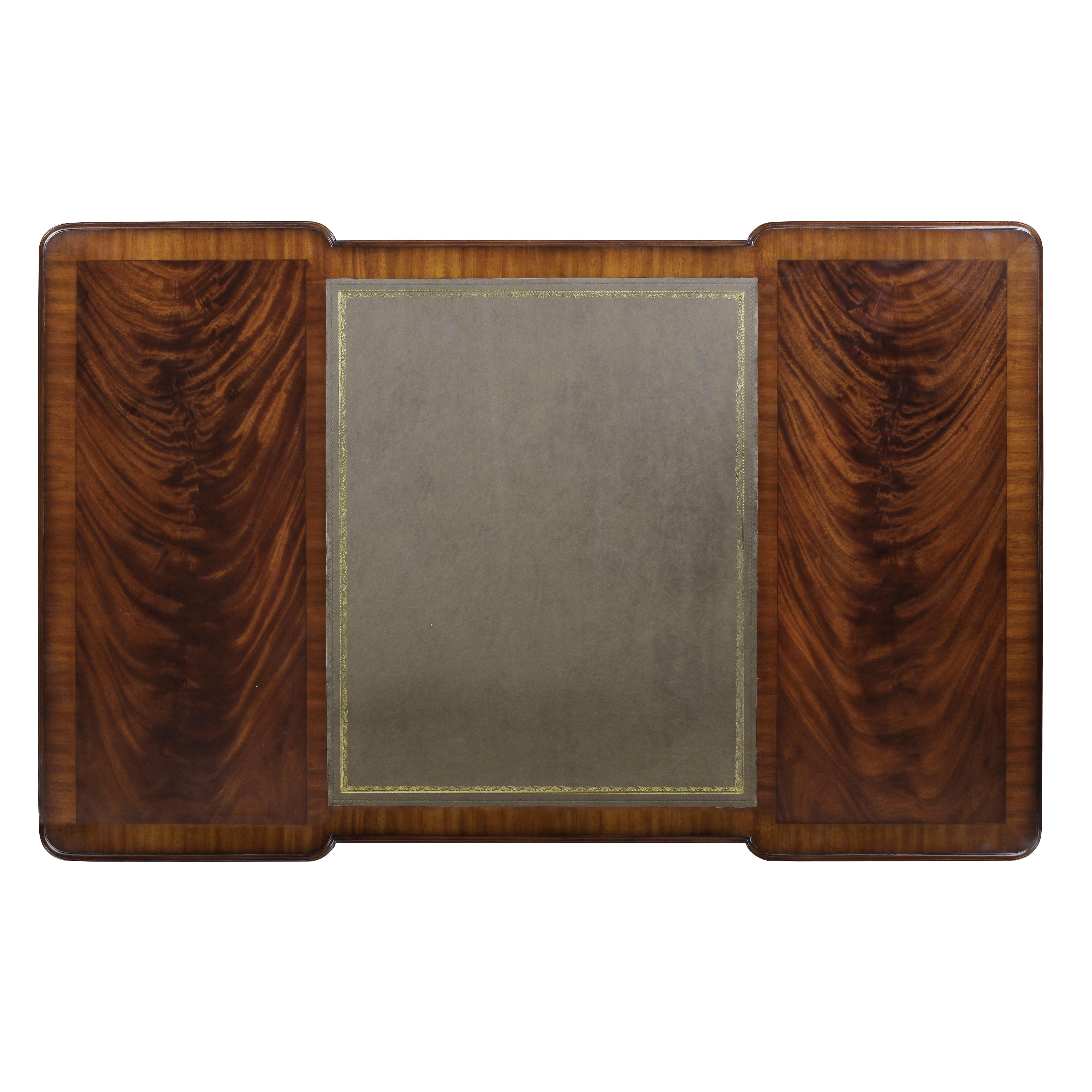 34398L - Partner Desk BC, Leather EM + AGRN 4