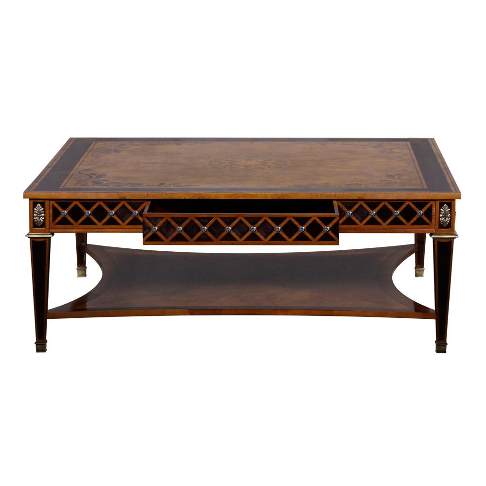 34507---Coffee-Table-Louis-XVI-Square,-EM-3