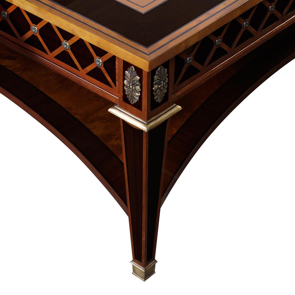 34507---Coffee-Table-Louis-XVI-Square,-EM--5