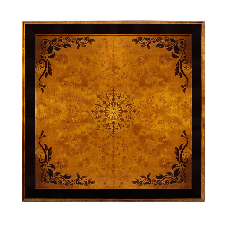 34507---Coffee-Table-Louis-XVI-Square,-EM--6