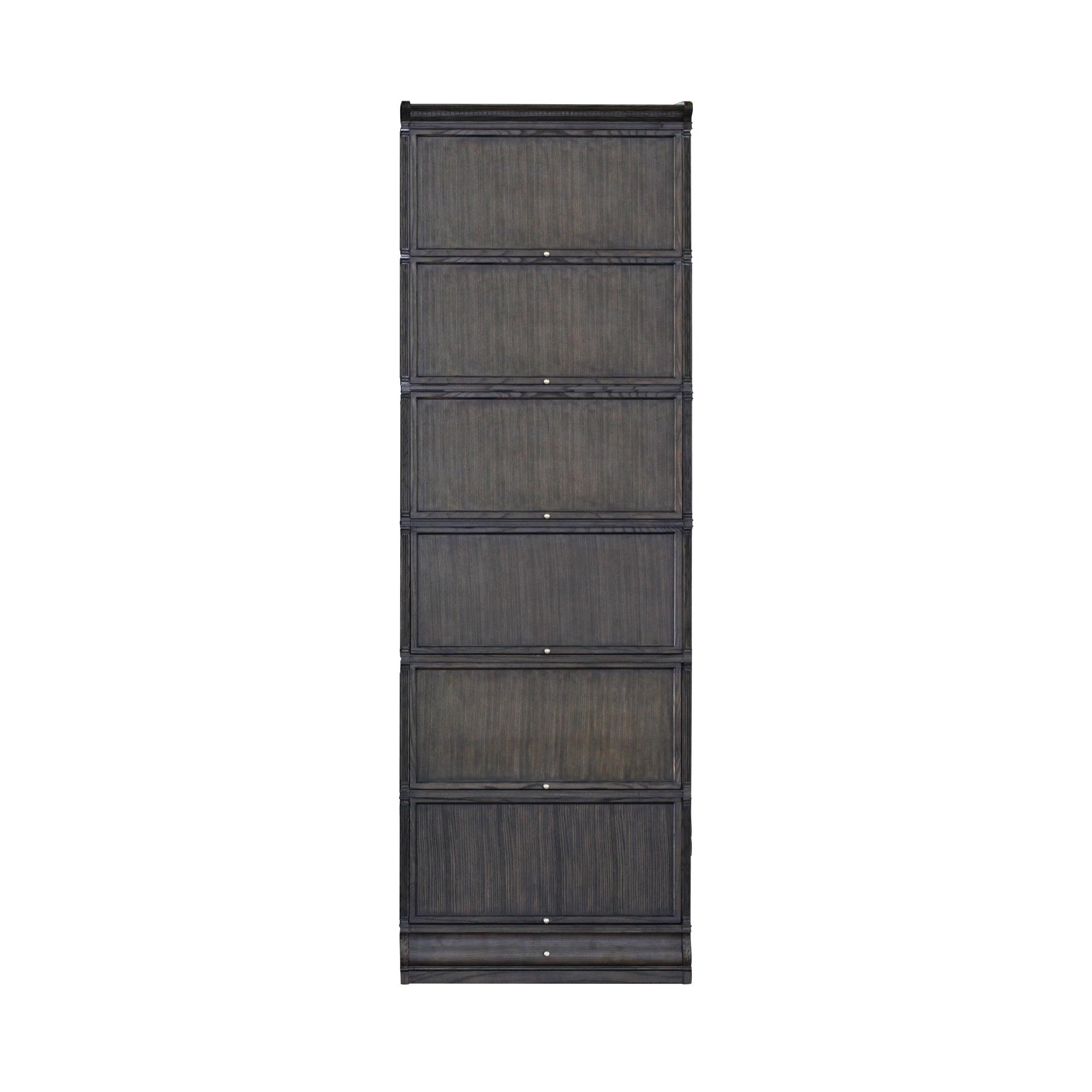 Setting-5_Bookcase-Ambassador,-32316-Base,-32317WP,-32318-Top,-OSCURO-BV