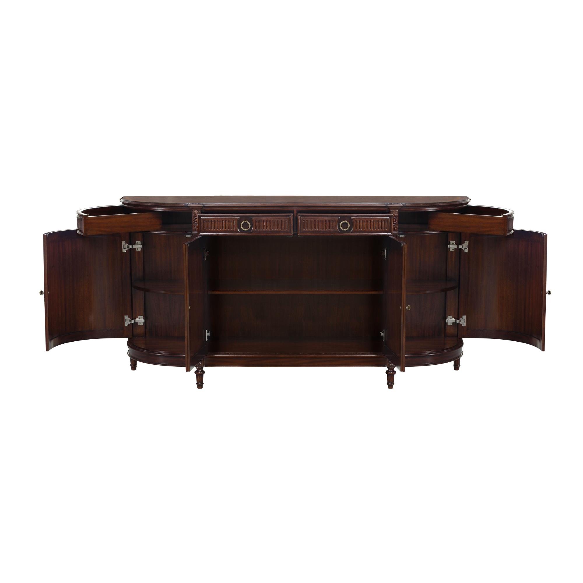 34463F---Demilune-Sideboard-Swirl,-EM-mah-wood-&-swirl-veneer,-polish-hw(3)