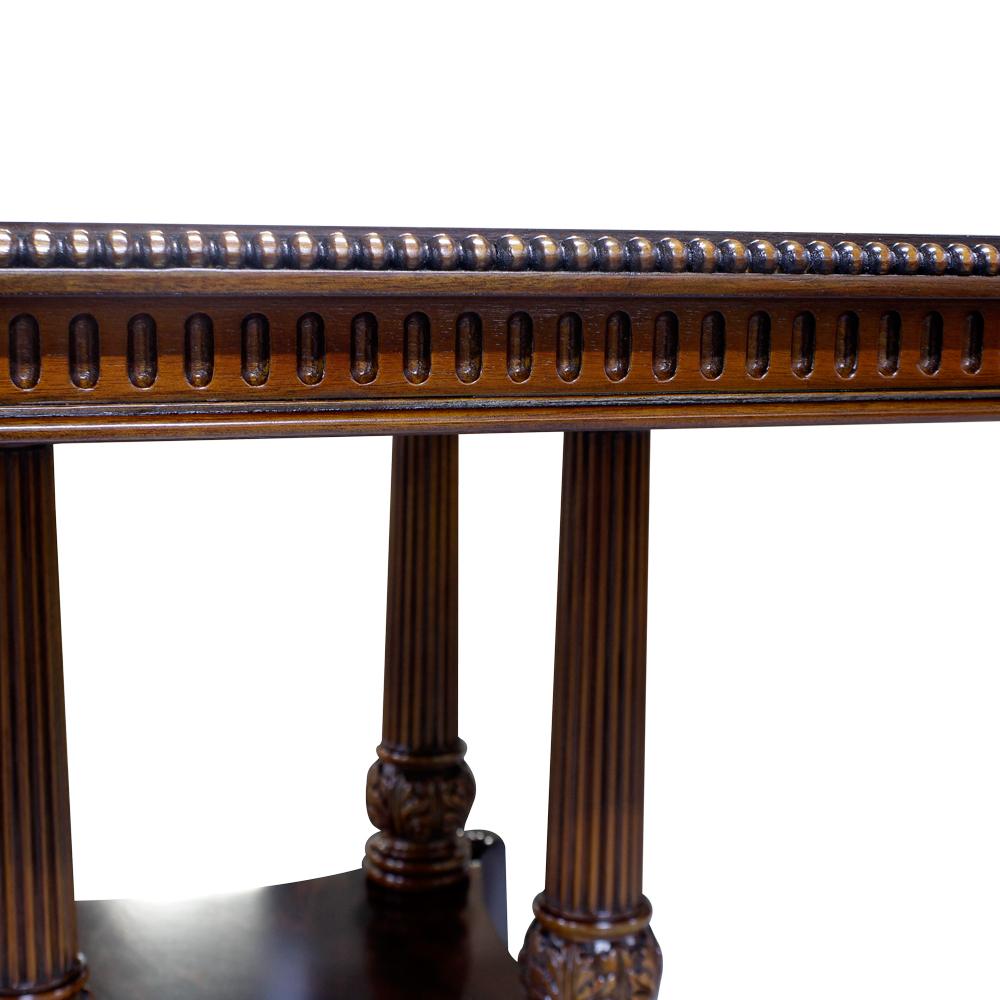 34406--Dining-Table-Berkeley-3-Ped-2-Lea-EM,-(7)