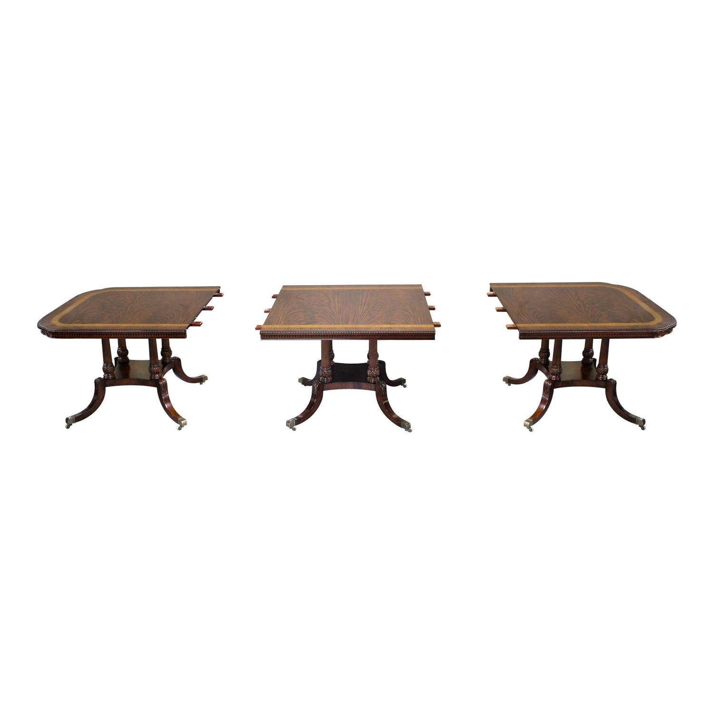 34406-EM-Dining-Table-Berkeley-3-Ped-2-Leav-EM,--(3)