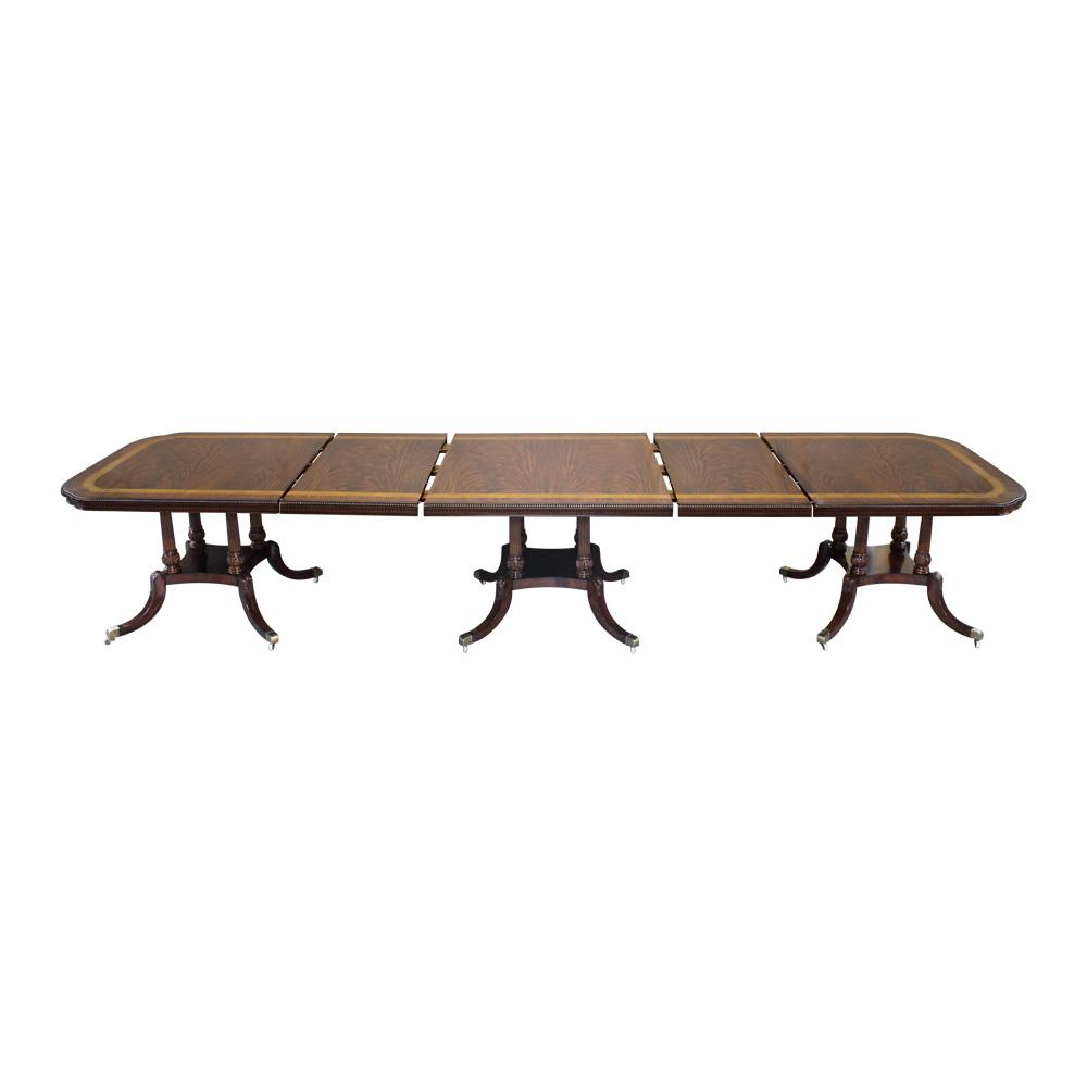 34406-EM-Dining-Table-Berkeley-3-Ped-2-Leave-EM-(2)