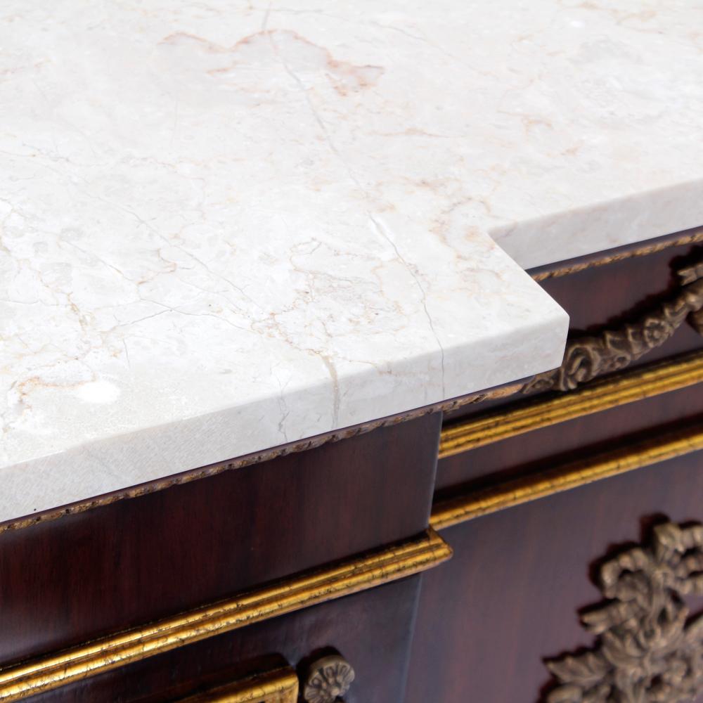 34842---Regency-Sideboard,-EM-NF-9--Cream-Marble,-(5)