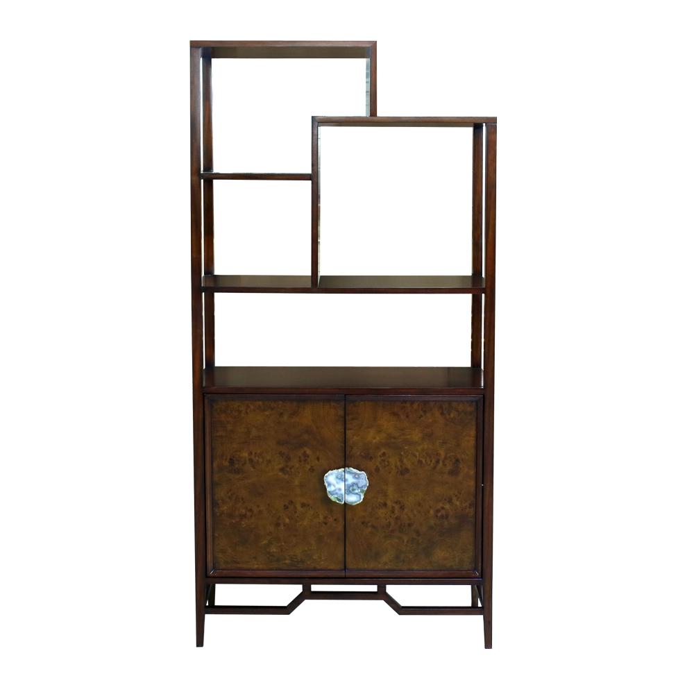34532---Cabinet-Shelving,-Right,-EM,-Door-Burl,-(1)a