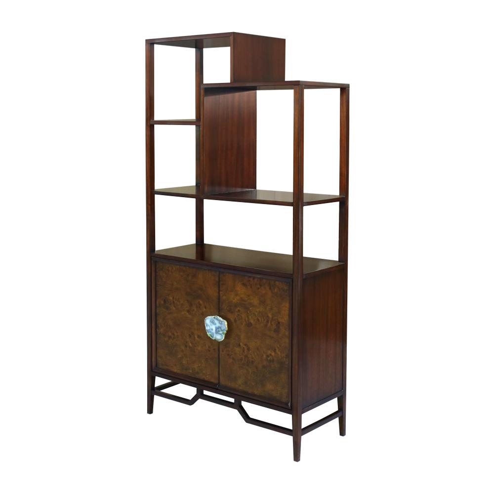 34532---Cabinet-Shelving,-Right,-EM,Door-Burl,(2)a