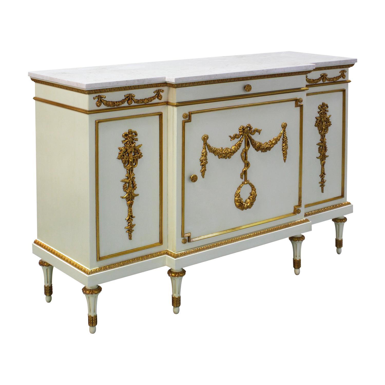 34842---Regency-Sideboard,-JWI-FGILT-+-Cream-Marble-(2)